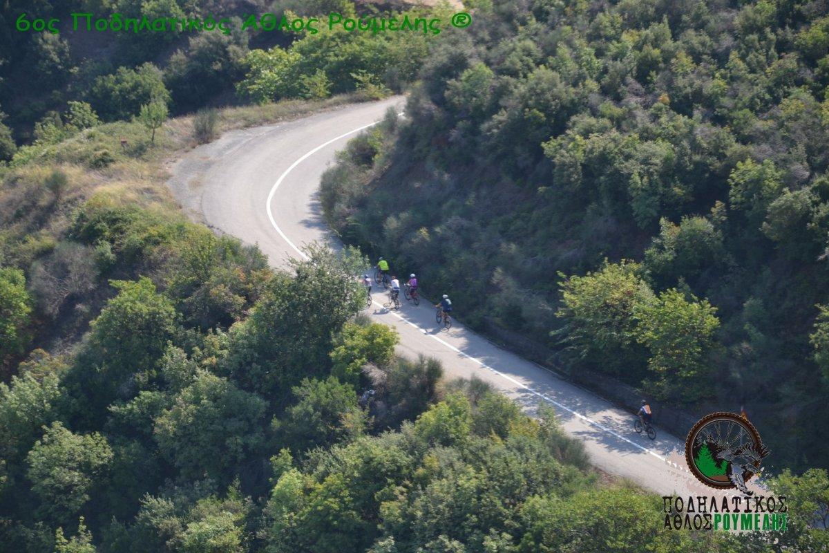 Μοναδικές στιγμές και απόλυτη επιτυχία στον 6ο Ποδηλατικό Άθλο στα βουνά της Ρούμελης !